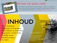 Ontdek de IJssellinie, screenshot