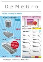 Demegro productbrochure versie 2