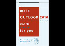 Make Outlook 2010 Work, cover