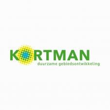 Logo Kortman Duurzame gebiedsontwikkeling