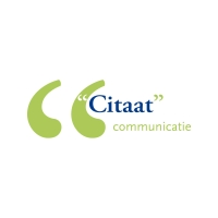 "Logo ""Citaat"" communicatiebureau"