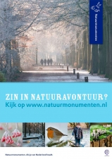 Natuurmonumenten poster