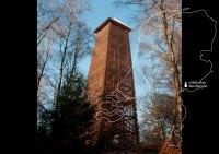 Natuurmonumenten Bergherbos, uitkijktoren Hulzenberg