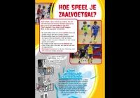 Sportwijs flessenvoetbal pagina