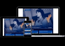 responsive website Speechen