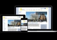 responsive website SOGK