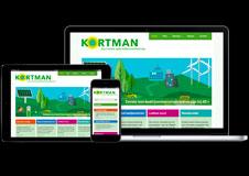 Kortman DGO website thumbnail