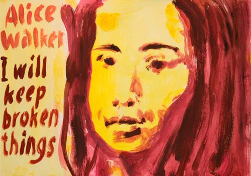 Alice Walker tekening