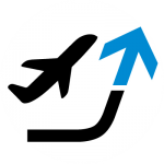 SATL-logo twitter-versie. Samenwerkende Actiegroepen Tegen Laagvliegen. Beeldmerk.